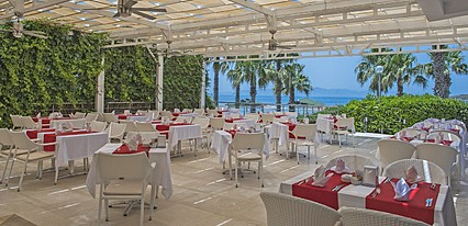 Grand Park Bodrum Hotel Yeme / İçme