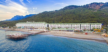 Grand Park Kemer Hotel Genel Görünüm