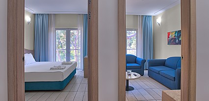 Grand Park Kemer Hotel Oda