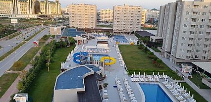 Grand Park Lara Hotel Genel Görünüm