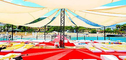 Grand Ring Hotel Havuz / Deniz