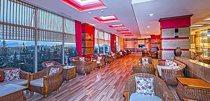 Grand Ring Hotel Yeme / İçme