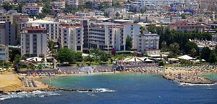 Grand Sunlife Hotel Genel Görünüm