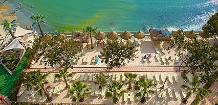Grand Sunlife Hotel Havuz / Deniz