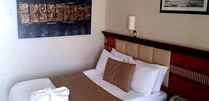Grand Terme Hotel Oda