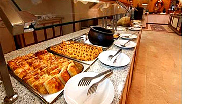 Grand Terme Hotel Yeme / İçme