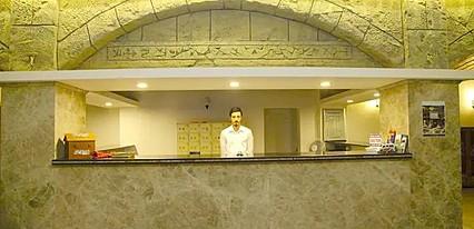 Grand Üçel Hotel Genel Görünüm