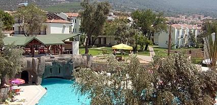 Grand Üçel Hotel Havuz / Deniz