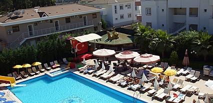 Grand Viking Hotel Havuz / Deniz