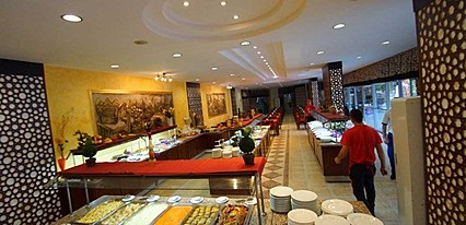 Grand Viking Hotel Yeme / İçme