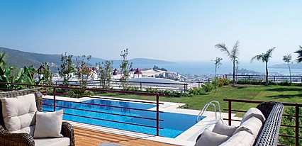 Grand Yazici Boutique Hotel & Spa Havuz / Deniz