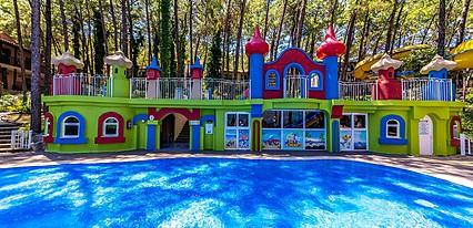Grand Yazıcı Club Marmaris Palace Havuz / Deniz