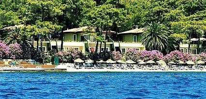 Grand Yazıcı Club Turban Thermal Hotel Havuz / Deniz