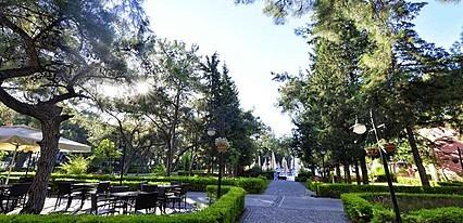 Grand Yazıcı Club Turban Thermal Hotel Genel Görünüm