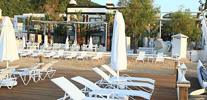 Grand Yazici Torba Beach Club Bodrum Havuz / Deniz
