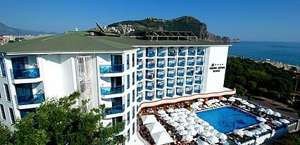 Grand Zaman Beach Hotel Genel Görünüm