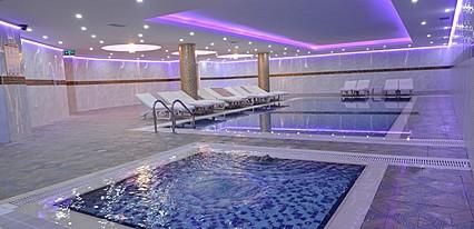 Grand Zaman Beach Hotel Havuz / Deniz