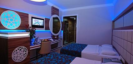 Grand Zaman Beach Hotel Oda