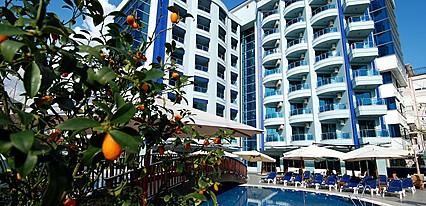 Grand Zaman Garden Hotel Genel Görünüm