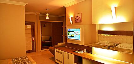Grand Zaman Garden Hotel Oda