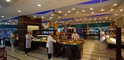 Grand Zaman Garden Hotel Yeme / İçme