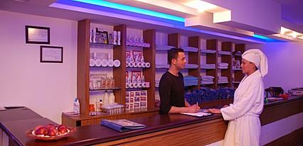 Grand Zaman Garden Hotel Havuz / Deniz
