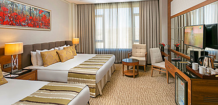 Grannos Thermal Hotel & Convention Oda
