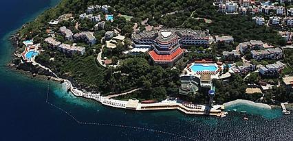 Green Beach Resort Genel Görünüm