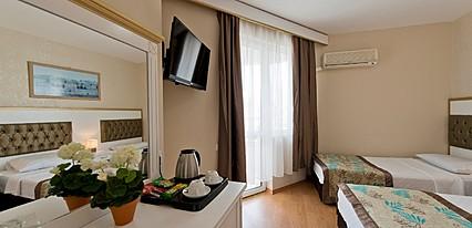 Green Beyza Hotel Oda