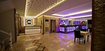 Green Beyza Hotel Genel Görünüm