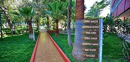 Green Blue Hotel & Spa Patara Genel Görünüm