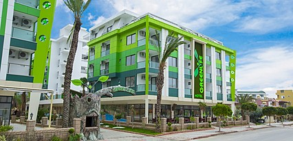 Green Life Hotel Genel Görünüm