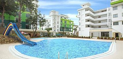Green Life Hotel Havuz / Deniz