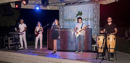 Green Max Hotel Genel Görünüm
