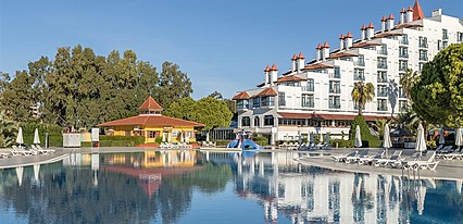 Green Max Hotel Havuz / Deniz