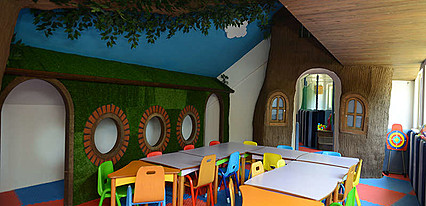 Green Nature Resort & Spa Genel Görünüm