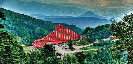 Green Park Resort Kartepe Genel Görünüm