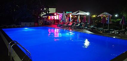 Green Peace Fethiye Hotel Havuz / Deniz