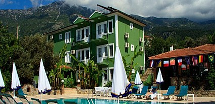 Green Peace Fethiye Hotel Genel Görünüm