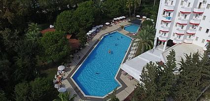 Green Peace Hotel Alanya Havuz / Deniz