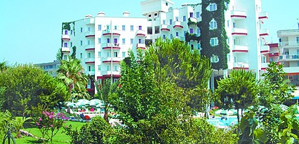 Green Peace Hotel Alanya Genel Görünüm