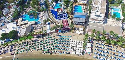 Gümbet Anıl Beach Genel Görünüm