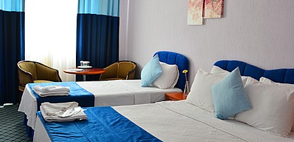 Gumuldur Mavi Deniz Otel Oda