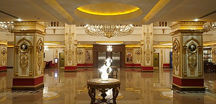 Gungor Ottoman Palace Thermal Resort & Spa Genel Görünüm