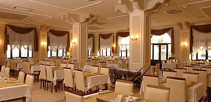 Gure Saruhan Thermal Hotel Yeme / İçme