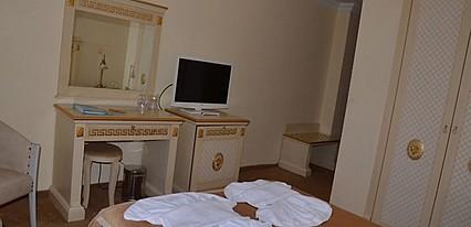 Gure Saruhan Thermal Hotel Oda