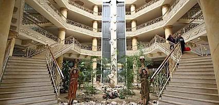 Gure Saruhan Thermal Hotel Genel Görünüm