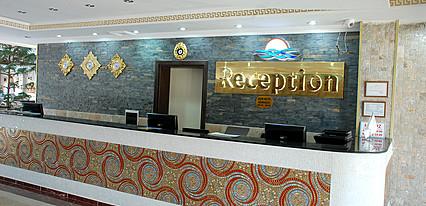 Gure Termal Resort Hotel Genel Görünüm