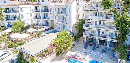 Habesos Hotel Genel Görünüm