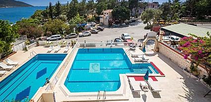 Habesos Hotel Havuz / Deniz